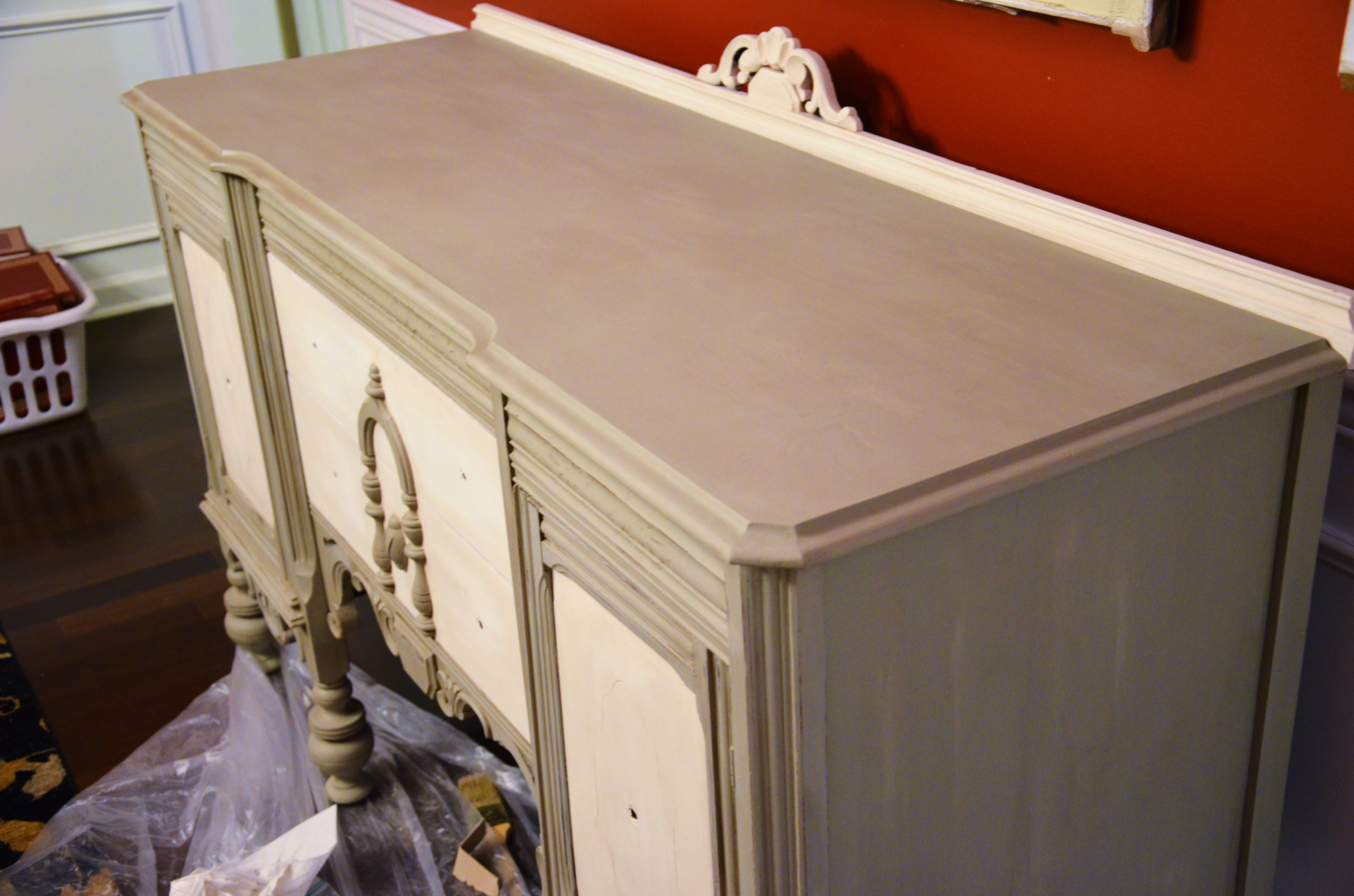 The main color is Maison Blanche Furniture